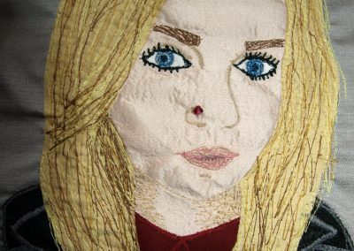 stitched portrait